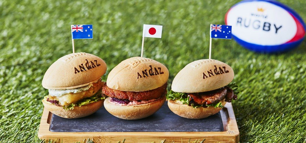 Rugby Sliders