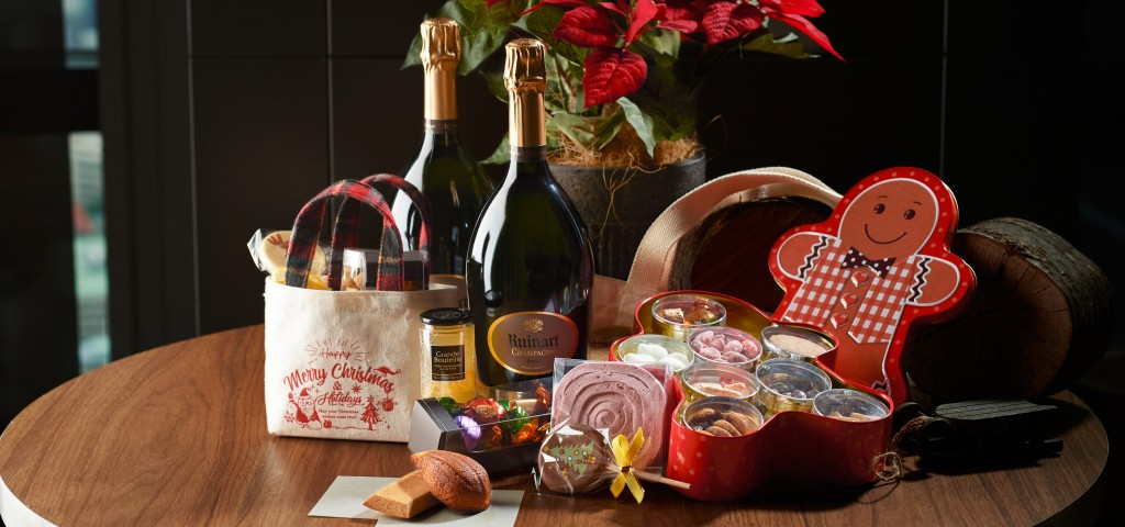 Pastry Shop Festive Gift Hampers