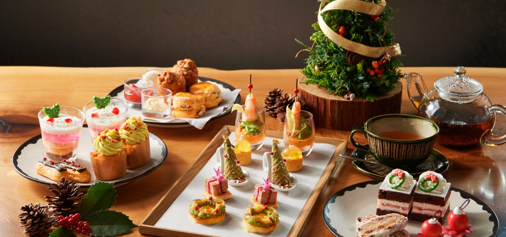 The Tavern - Grill & Lounge Festive Afternoon Tea